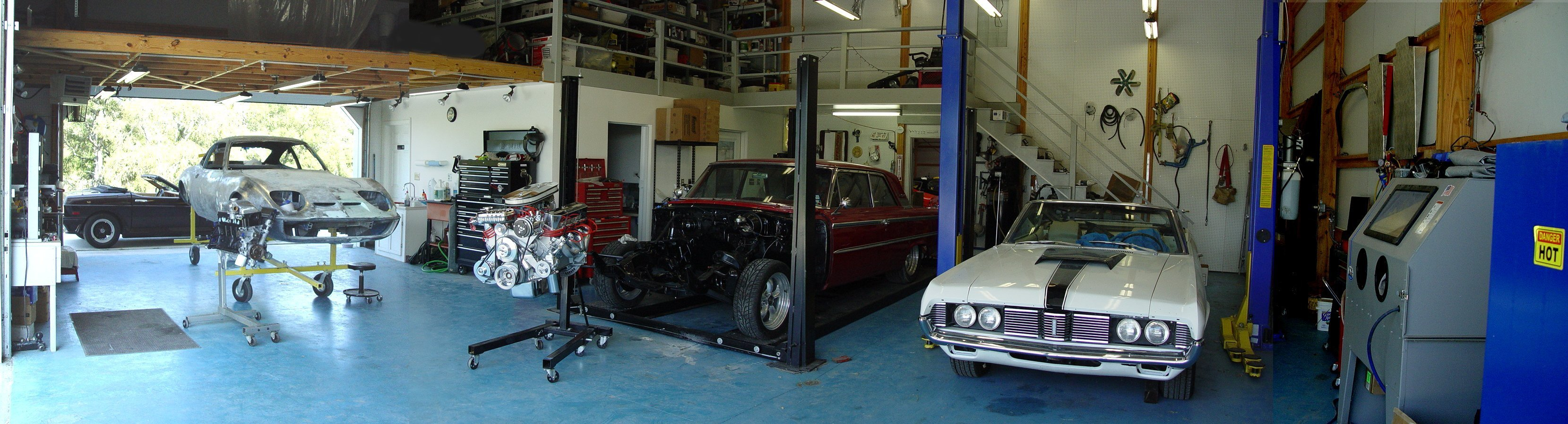 Midlife Classics - Classic Car Restoration, Service and Support ...