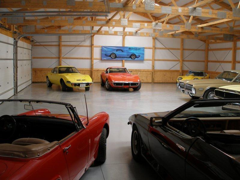 Midlife Classics Classic Car Restoration Service And Support - Classic car shop