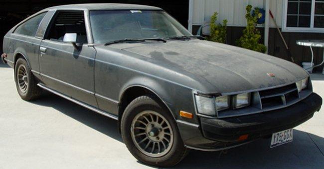MIDLIFE CLASSICS - 1979 Toyota Supra Restoration
